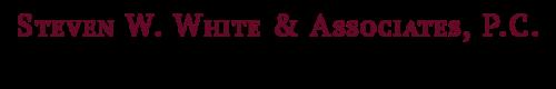Steven W. White & Associates, P.C. Logo